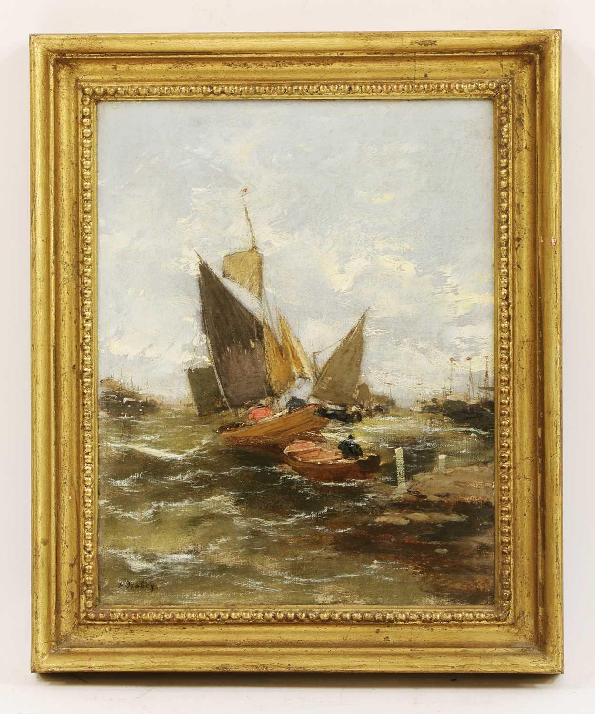 Eugene Isabey (French, 1803-1886) - Image 2 of 4