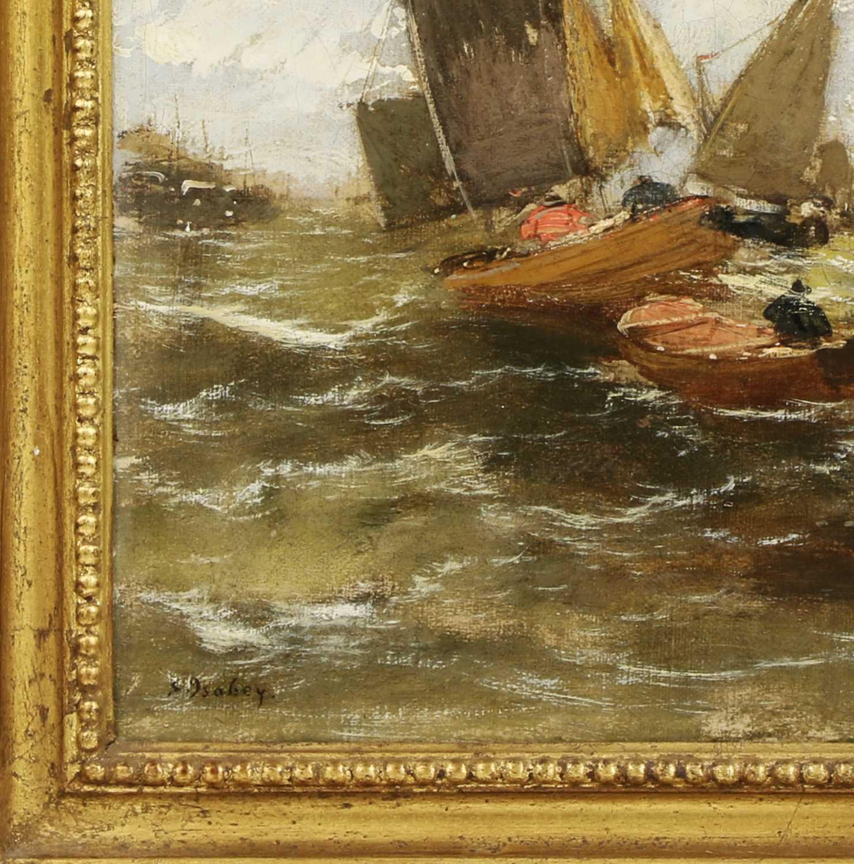 Eugene Isabey (French, 1803-1886) - Image 3 of 4