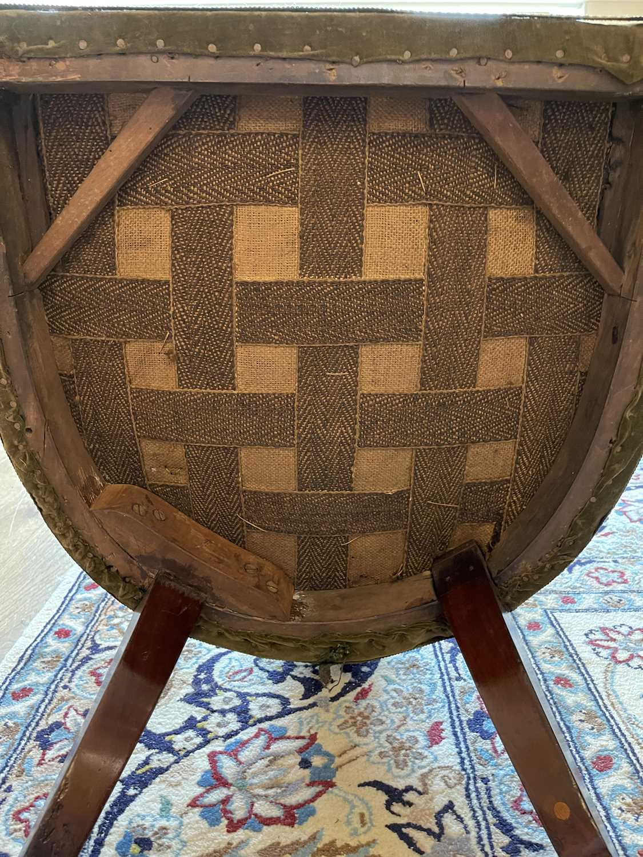 A pair of Regency mahogany klismos chairs, - Image 47 of 67
