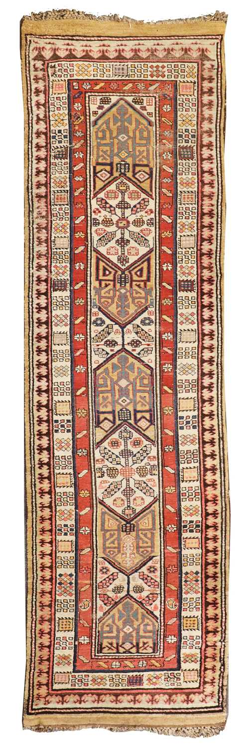 A North-West Persian or Caucasian runner,
