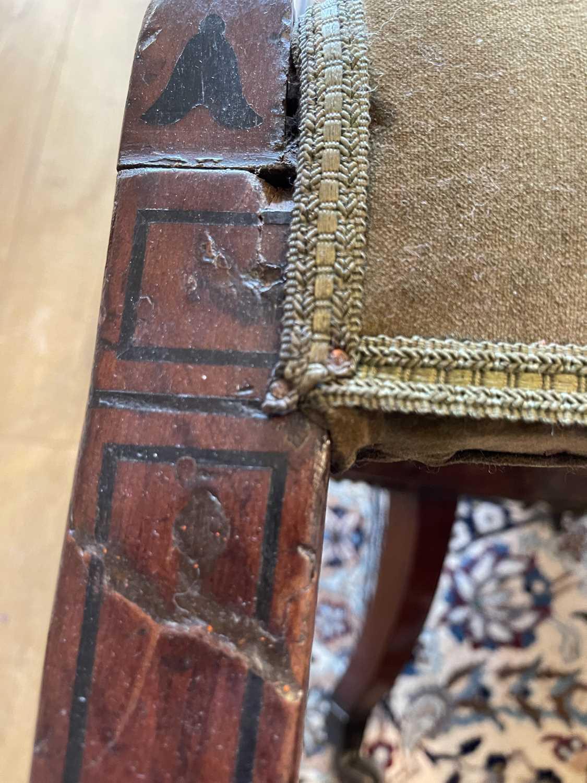 A pair of Regency mahogany klismos chairs, - Image 39 of 67