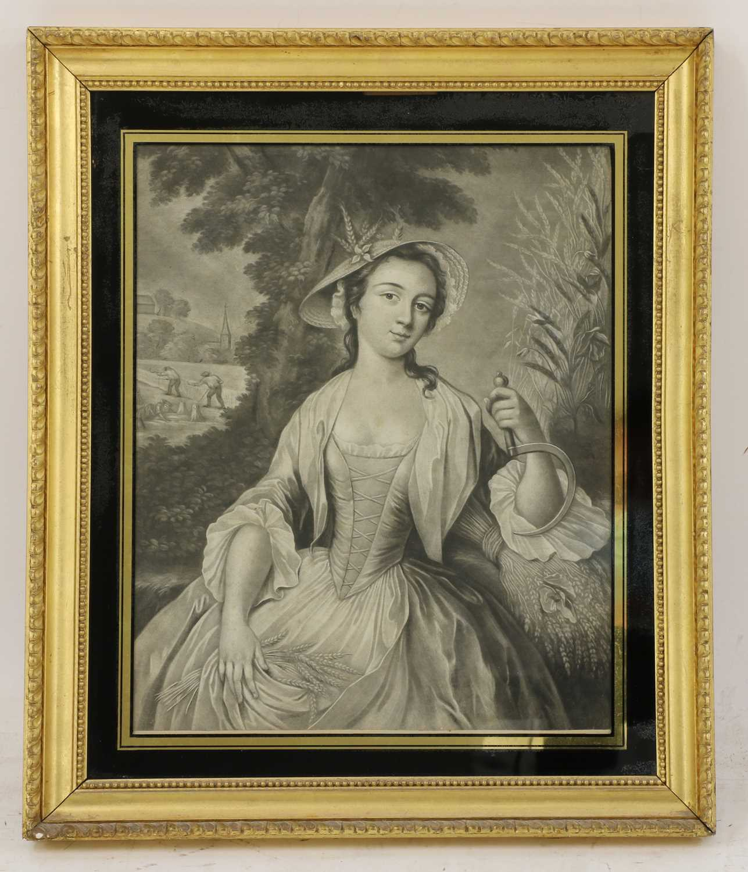 James McArdell (Irish, 1729-1765) and Robert Houston (Irish, 1721-1775), after Samuel Wale - Image 8 of 13