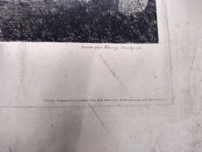 George Simon Harcourt, Viscount Nuneham (1736-1809) - Image 13 of 29