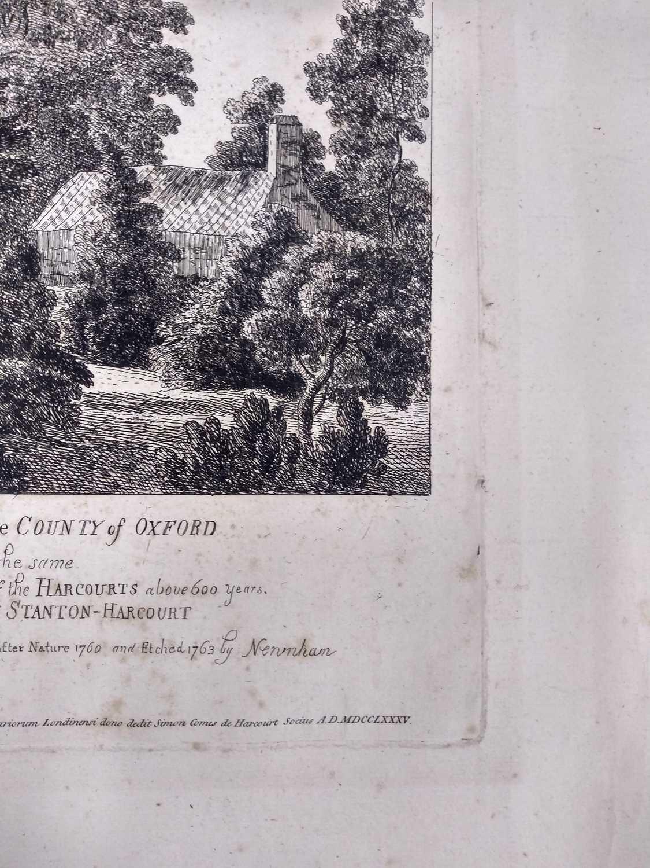 George Simon Harcourt, Viscount Nuneham (1736-1809) - Image 16 of 29