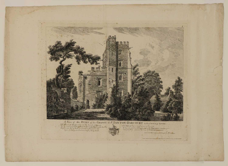 George Simon Harcourt, Viscount Nuneham (1736-1809) - Image 6 of 29
