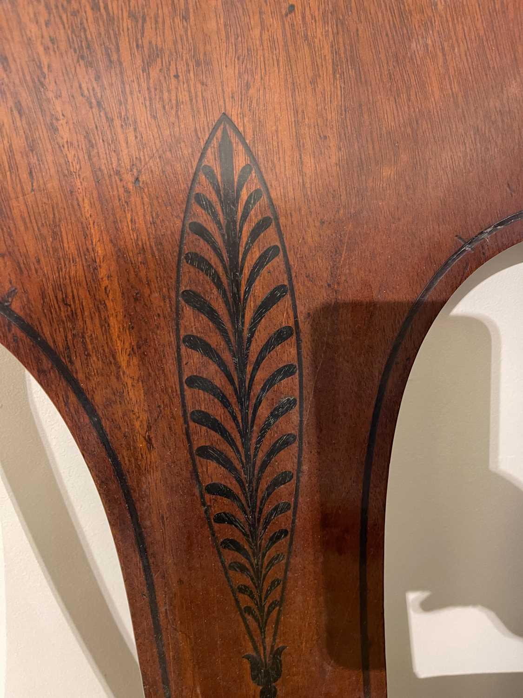 A pair of Regency mahogany klismos chairs, - Image 50 of 67