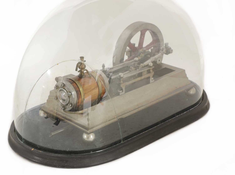 A mill engine apprentice piece,