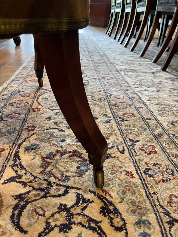 A pair of Regency mahogany klismos chairs, - Image 59 of 67