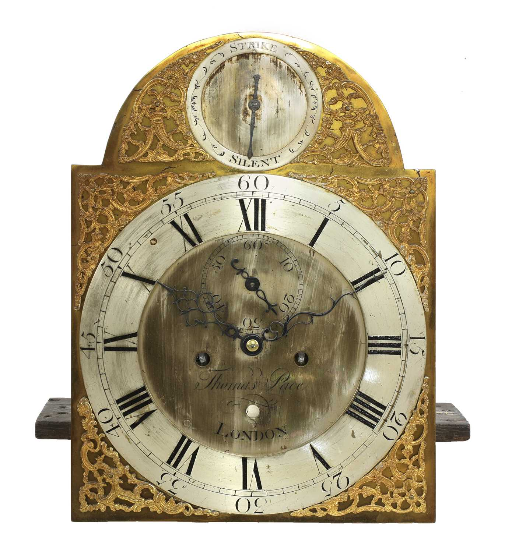 A George III mahogany longcase clock, - Image 2 of 13