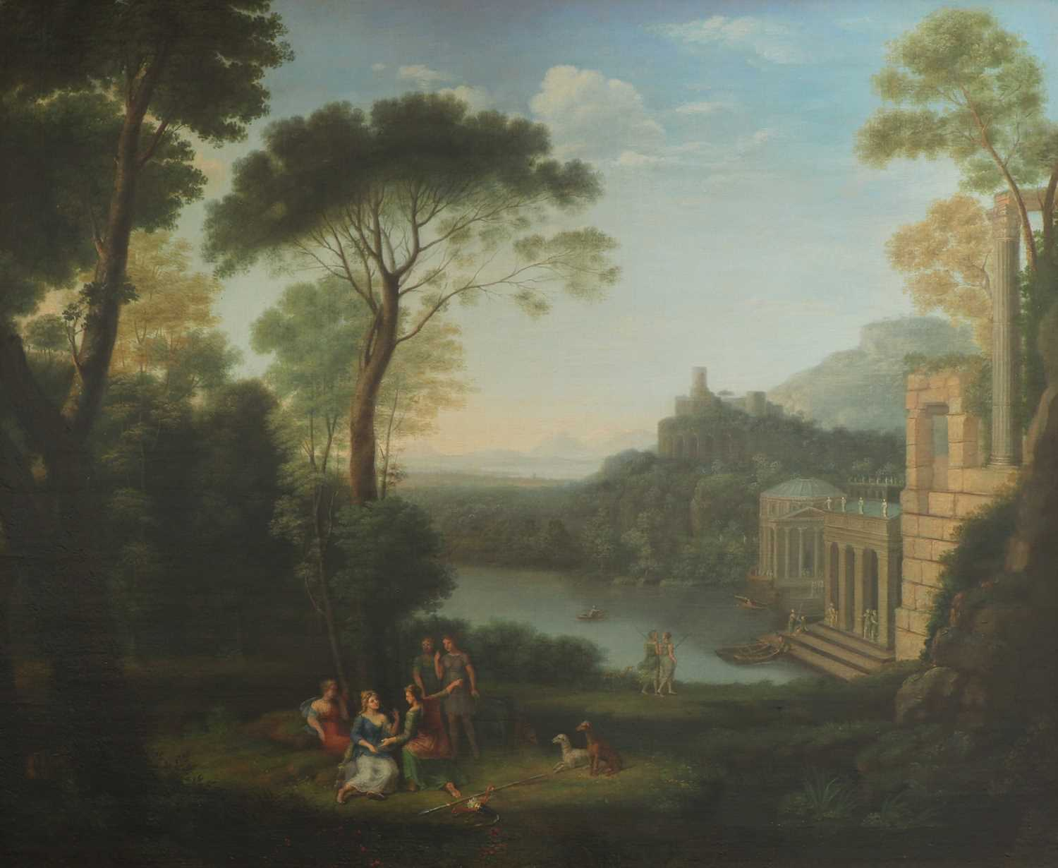 After Claude Lorrain - Image 2 of 5