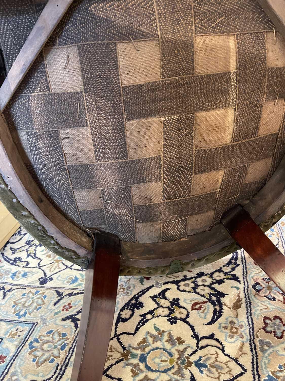 A pair of Regency mahogany klismos chairs, - Image 57 of 67