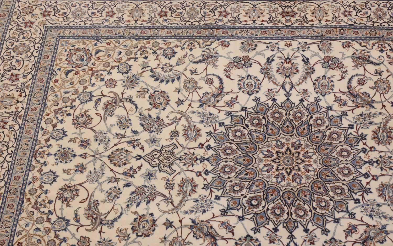 A North-West Persian Nain carpet, - Image 3 of 4