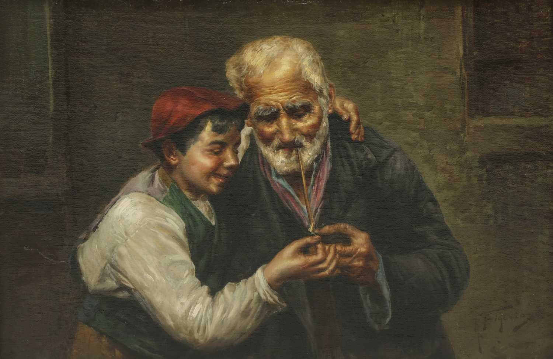 Raffaele Frigerio (Italian, 1875-1948)