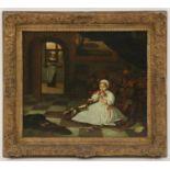 Richard Brakenburgh (Dutch, 1650-1702)