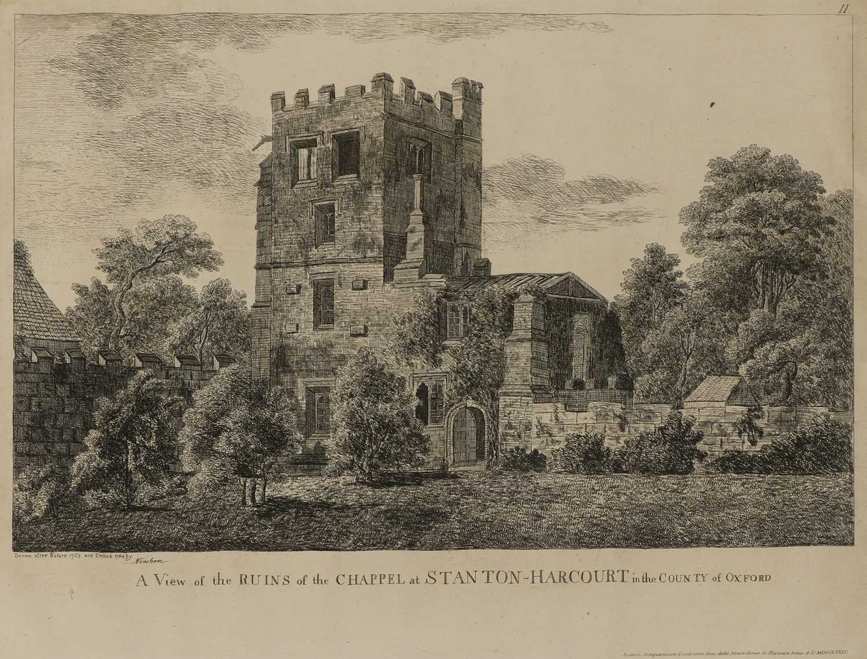 George Simon Harcourt, Viscount Nuneham (1736-1809)