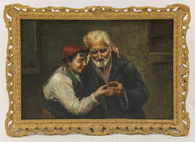 Raffaele Frigerio (Italian, 1875-1948) - Image 2 of 8
