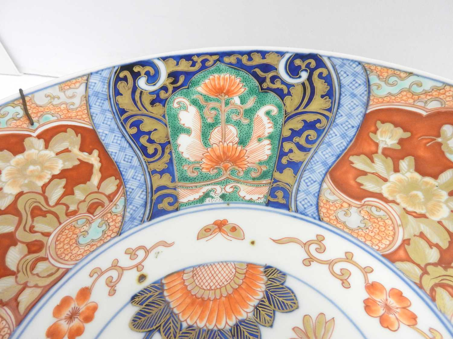 A Japanese Imari charger, - Image 8 of 12