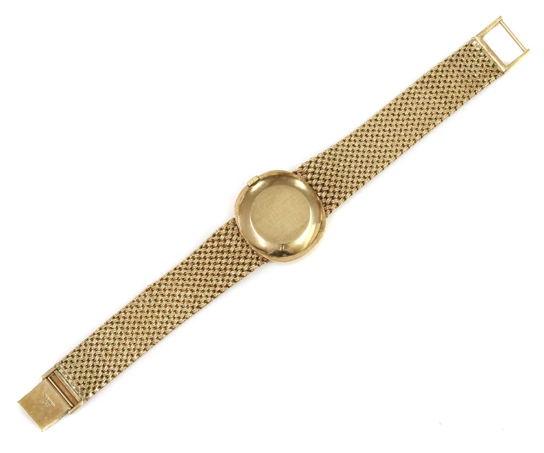 A ladies' 9ct gold Bueche-Girod quartz bracelet watch, c.1978, - Image 3 of 3