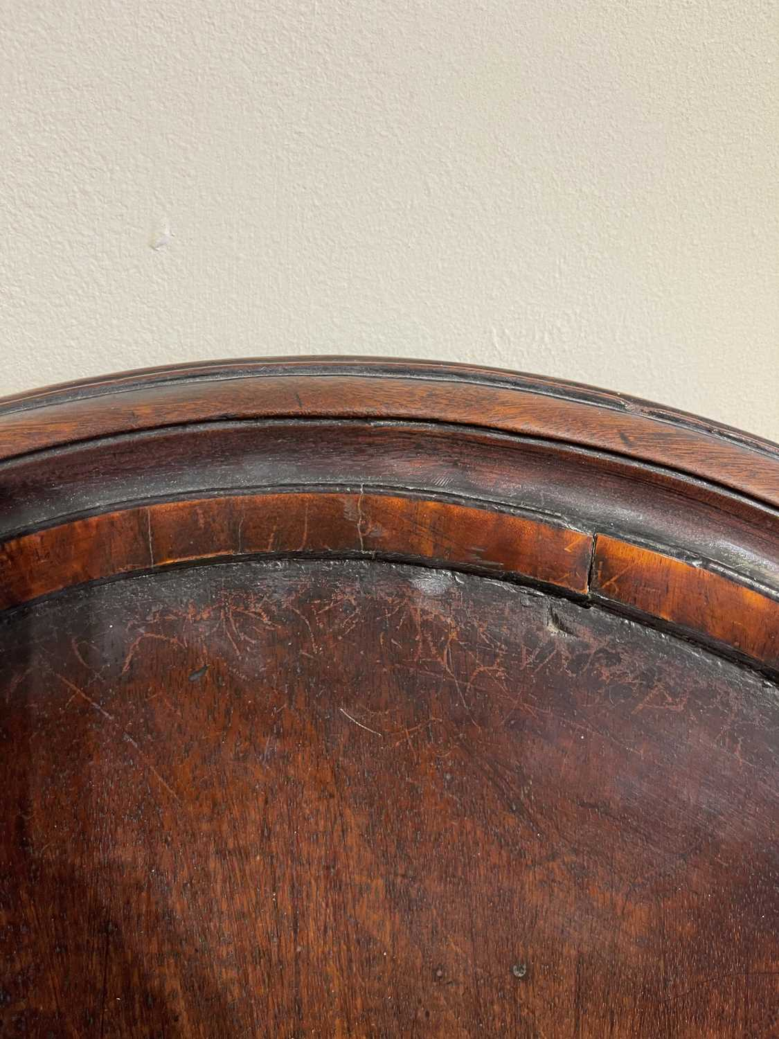 A pair of mahogany hall chairs, - Image 21 of 119