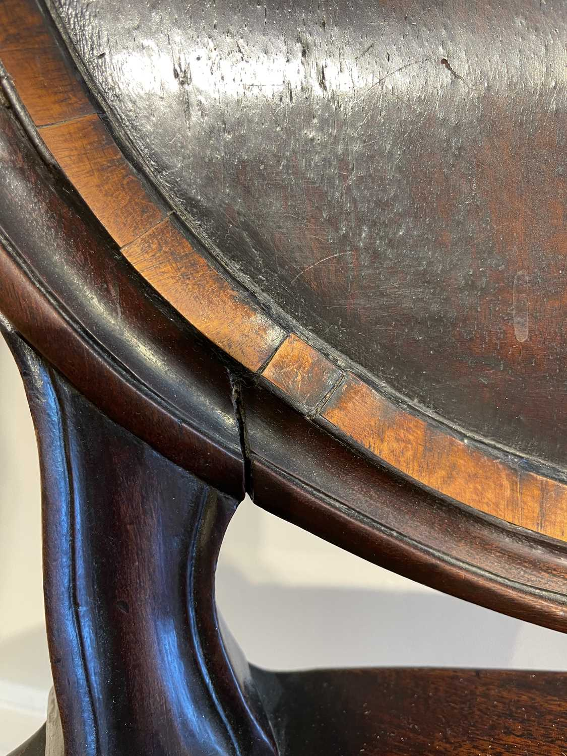 A pair of mahogany hall chairs, - Image 23 of 119