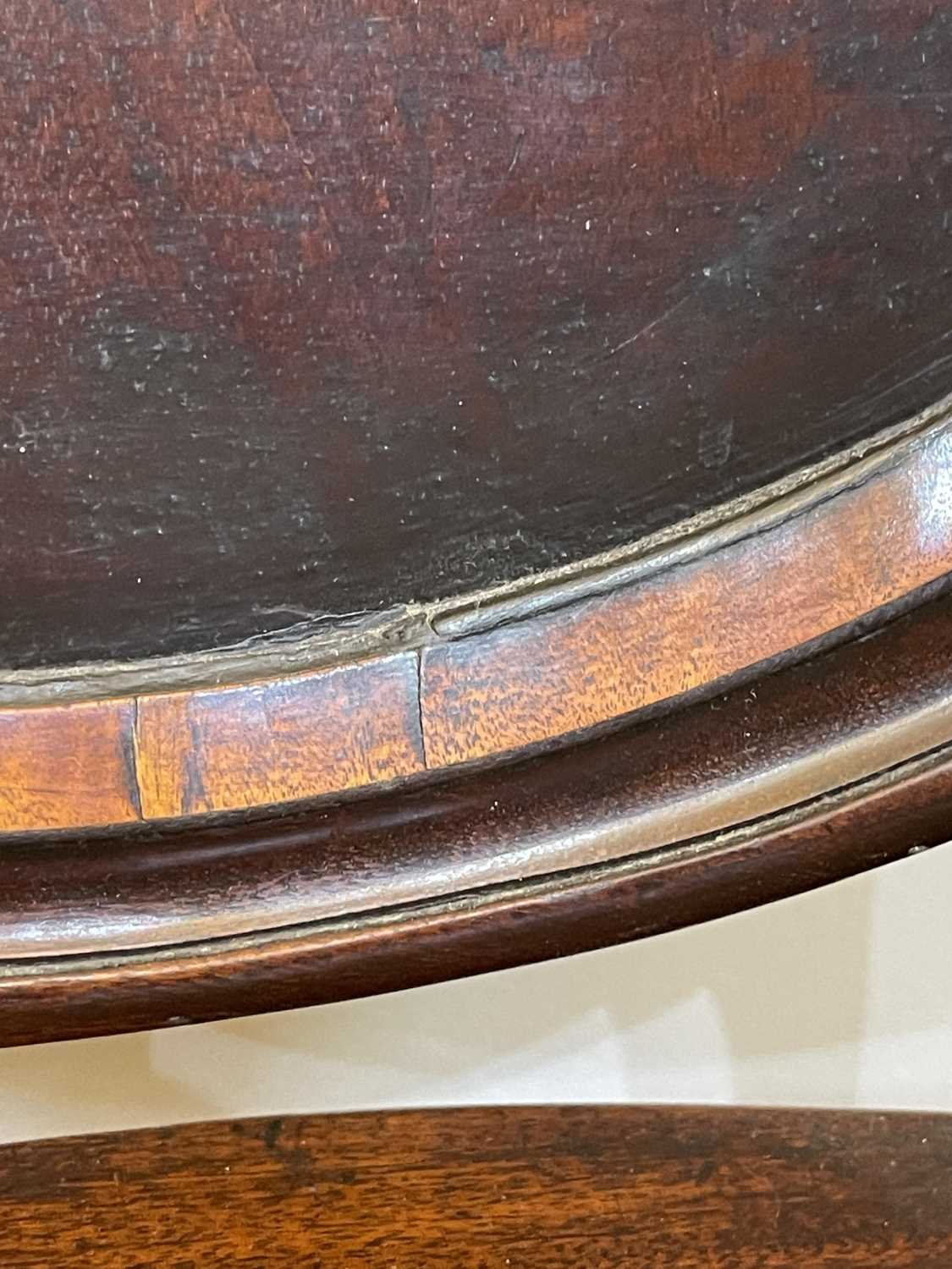 A pair of mahogany hall chairs, - Image 78 of 119