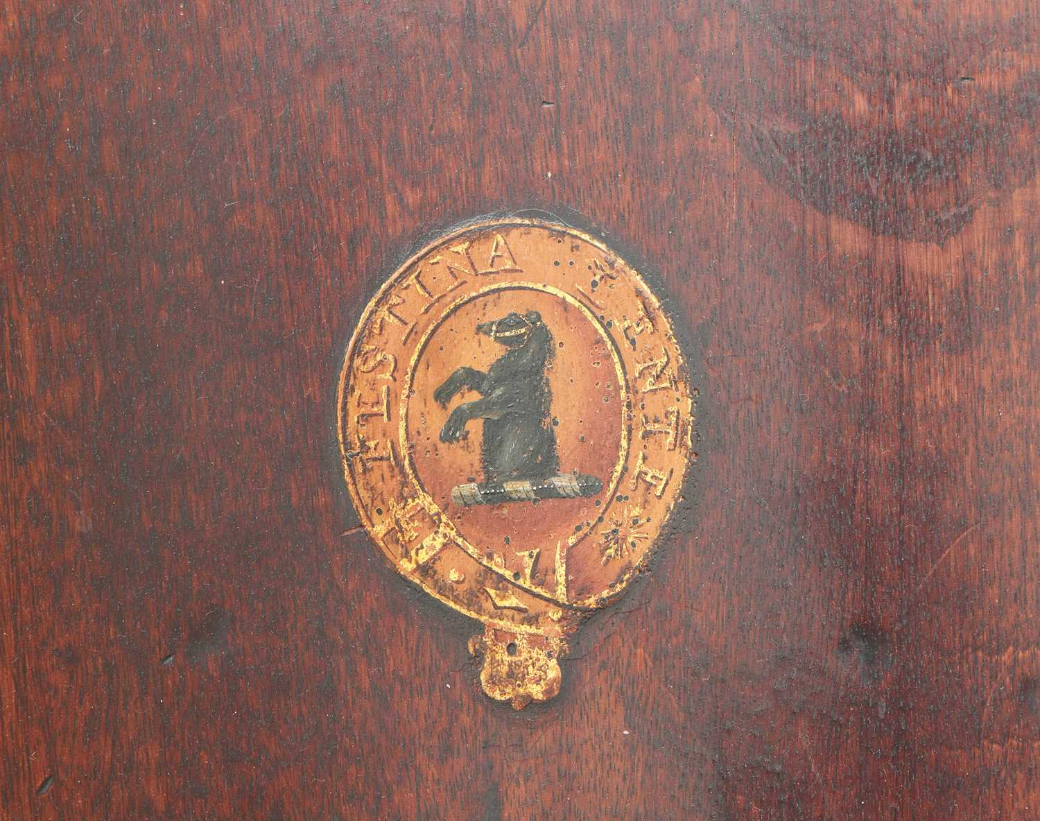 A pair of mahogany hall chairs, - Image 18 of 119