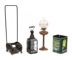 Miscellaneous items,