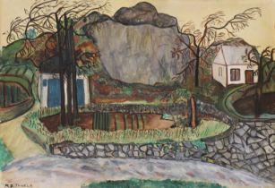 *Mary Jewels (1886-1977)