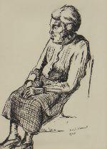 *Nina Hamnett (1890-1956)