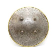 A dhal or shield,