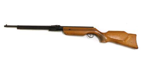 A Relum Tornado .22 air rifle,