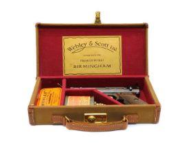 A 22 Webley 'Senior' air pistol no. 1624,