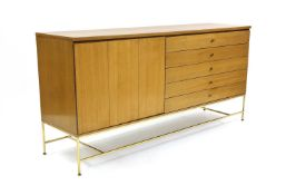An 'Irwin Collection' mahogany sideboard,