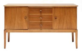 A Gordon Russell walnut sideboard,