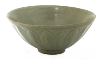 A Chinese Longquan celadon bowl,
