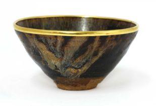 A Chinese Jizhou ware bowl,