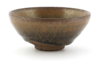A Chinese Jian ware tea bowl,