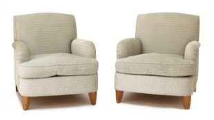 A pair of Kingcome armchairs,