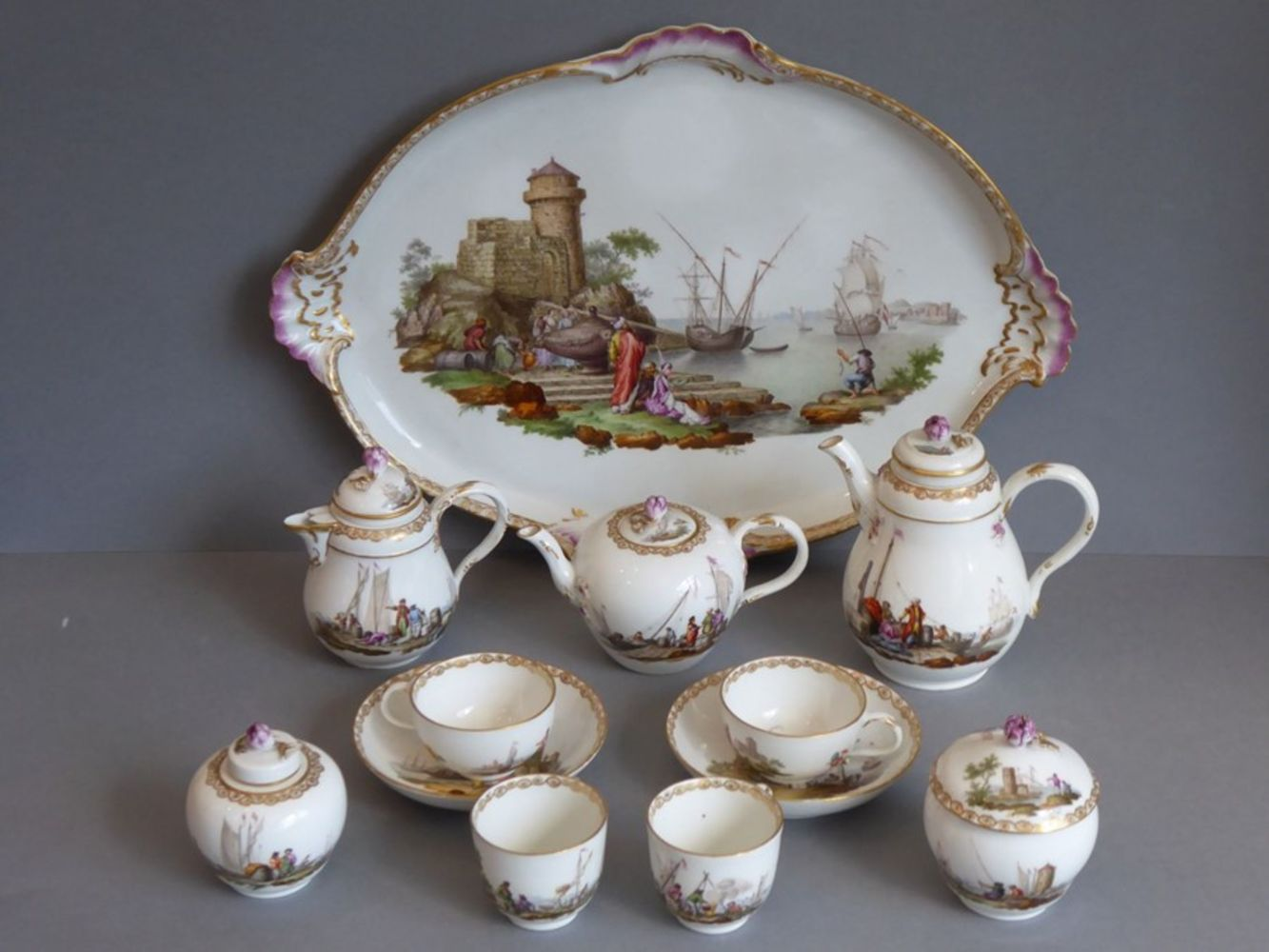 Cotswold Country House Auction Sale of Antiques, Fine Art, Objets d'Art and Modern Design Furniture - Tayler & Fletcher
