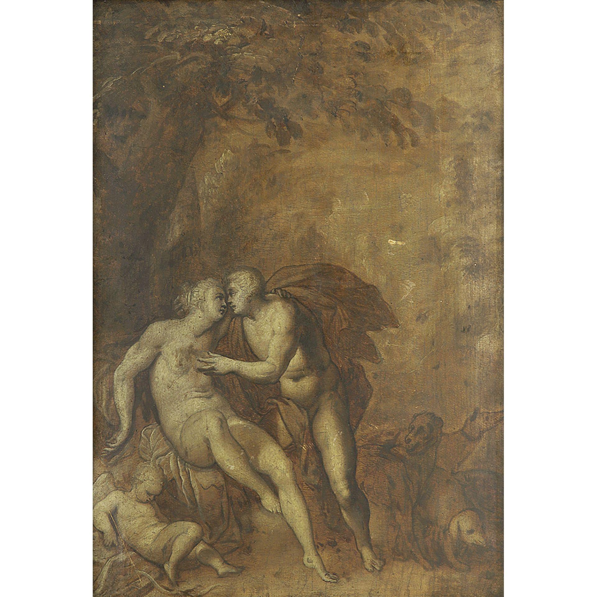 ATTRIBUÉ À FRANS BADENS (1571-1618)