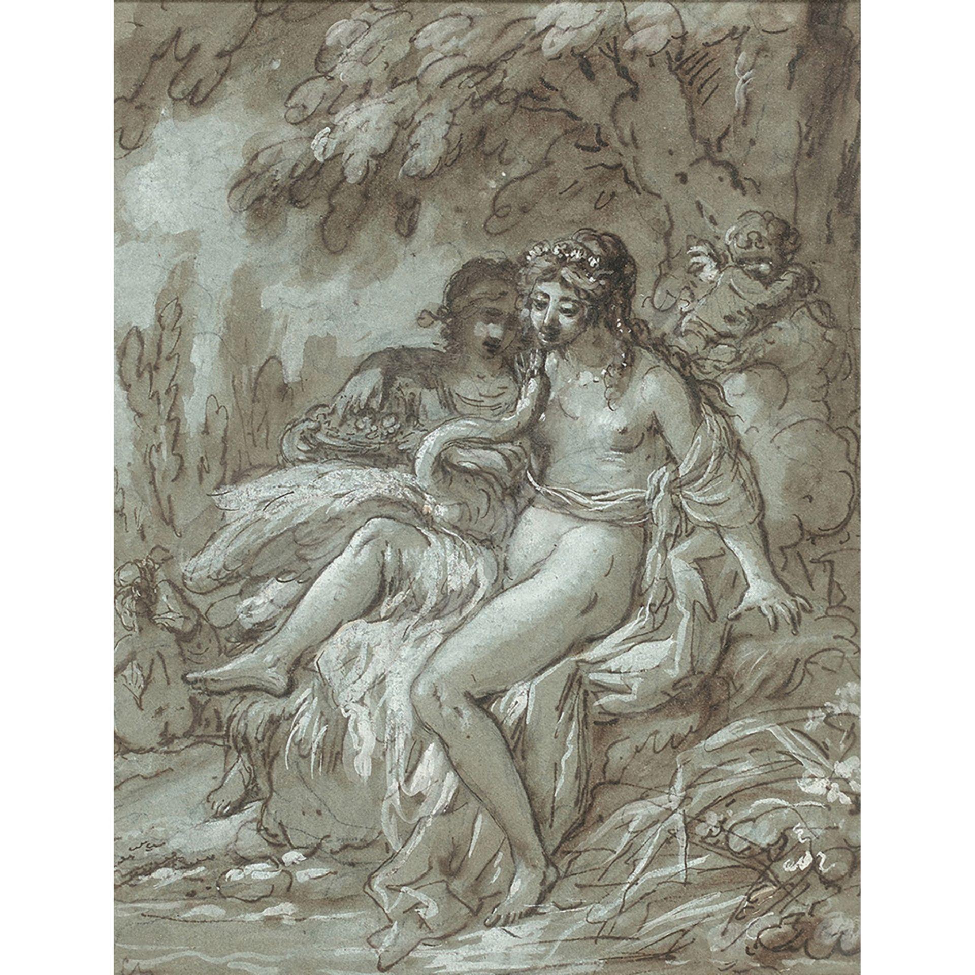 ATTRIBUÉ À CLAUDE MICHEL DIT CLODION (Nancy 1738-Paris 1814)