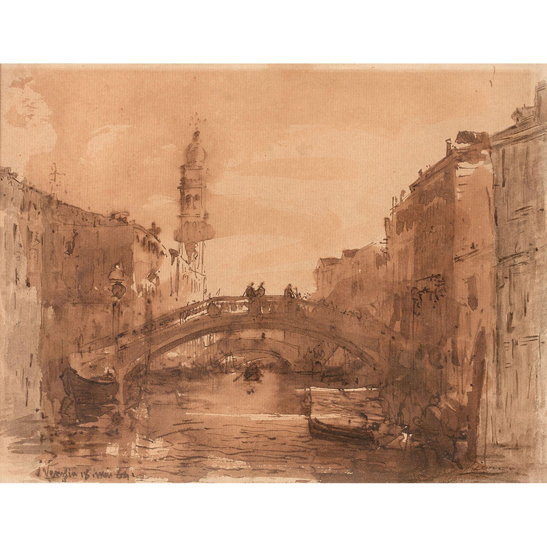 FÉLIX ZIEM (BEAUNE 1821-PARIS 1911)