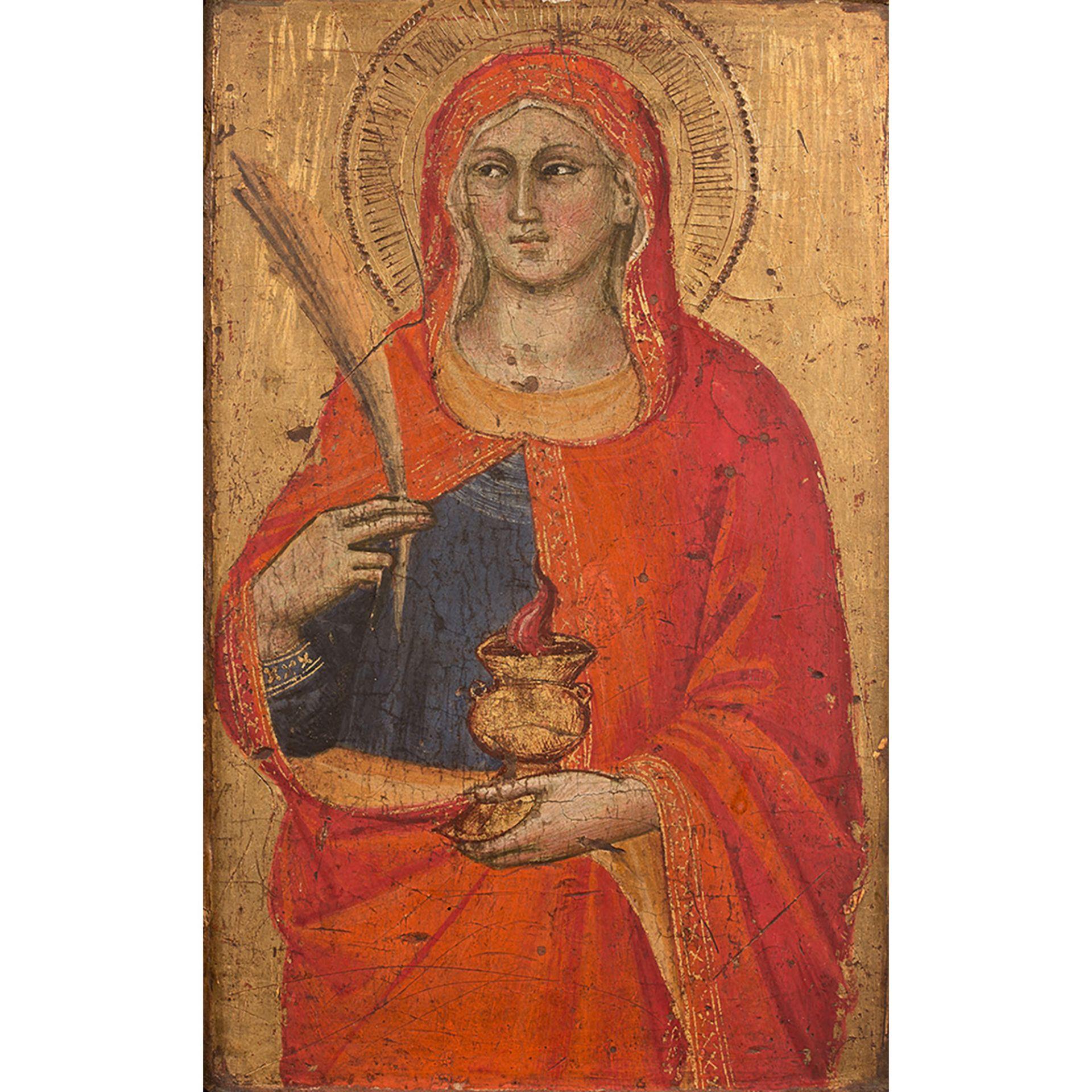 Taddeo di BARTOLO (Sienne 1362/1363-1422)