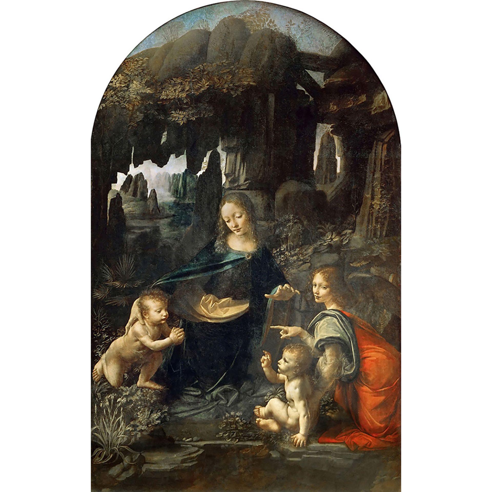 ÉCOLE FRANÇAISE VERS 1630, SUIVEUR DE Léonard de Vinci - Bild 2 aus 5
