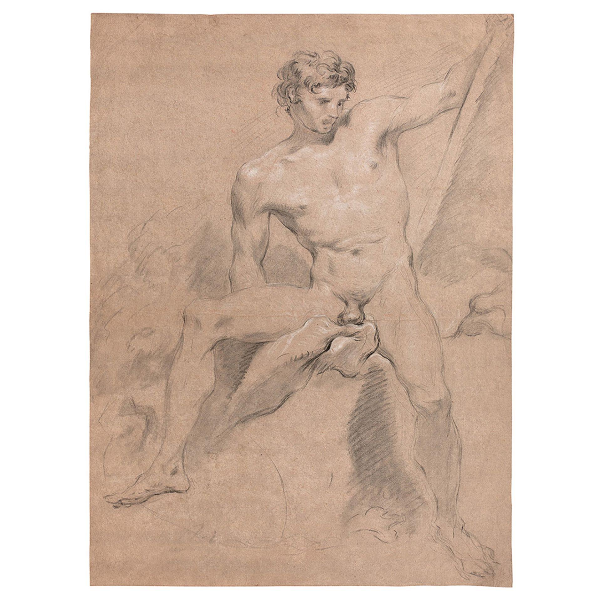 ÉCOLE FRANÇAISE DU XVIIIe SIÈCLE - Bild 2 aus 2
