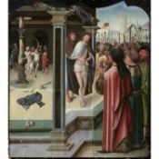 MAÎTRE DU TRIPTYQUE SALOMON (actif en Zélande vers 1520)