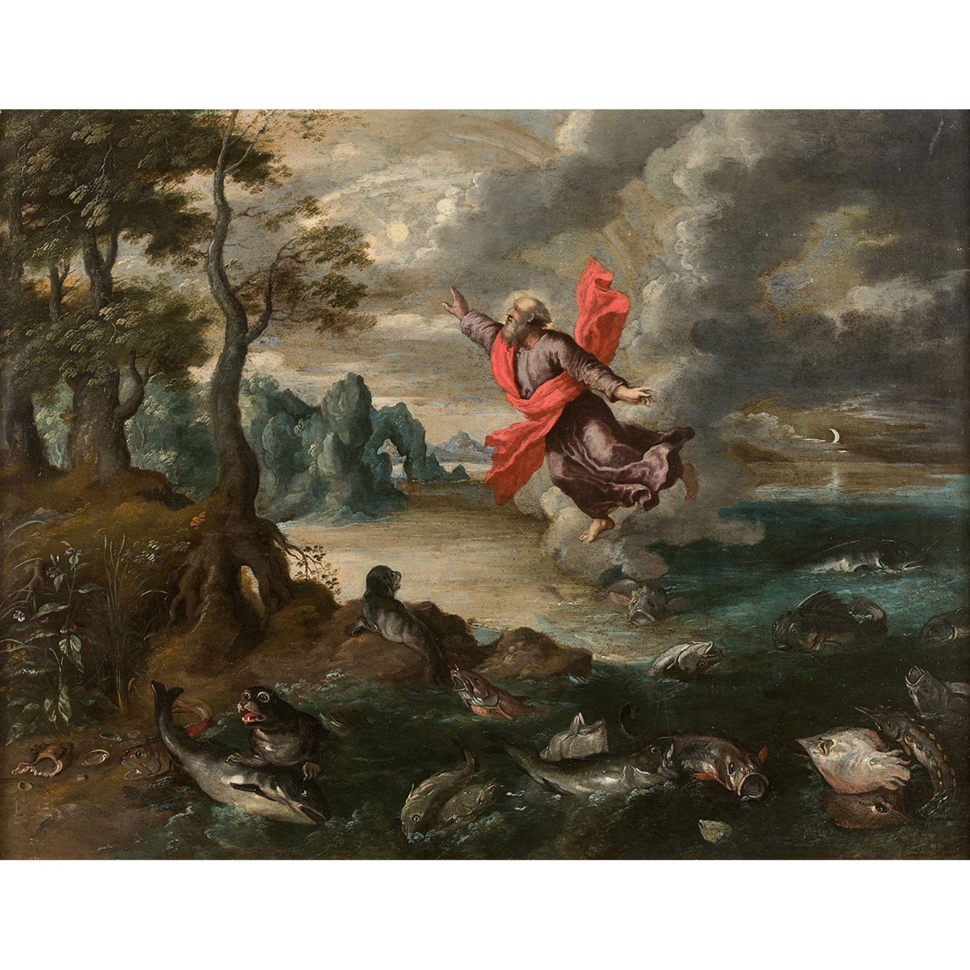 Jan BRUEGHEL II (Bruxelles 1601-Anvers 1678) - Bild 2 aus 3