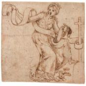 ÉCOLE ROMAINE DU XVIe SIÈCLE