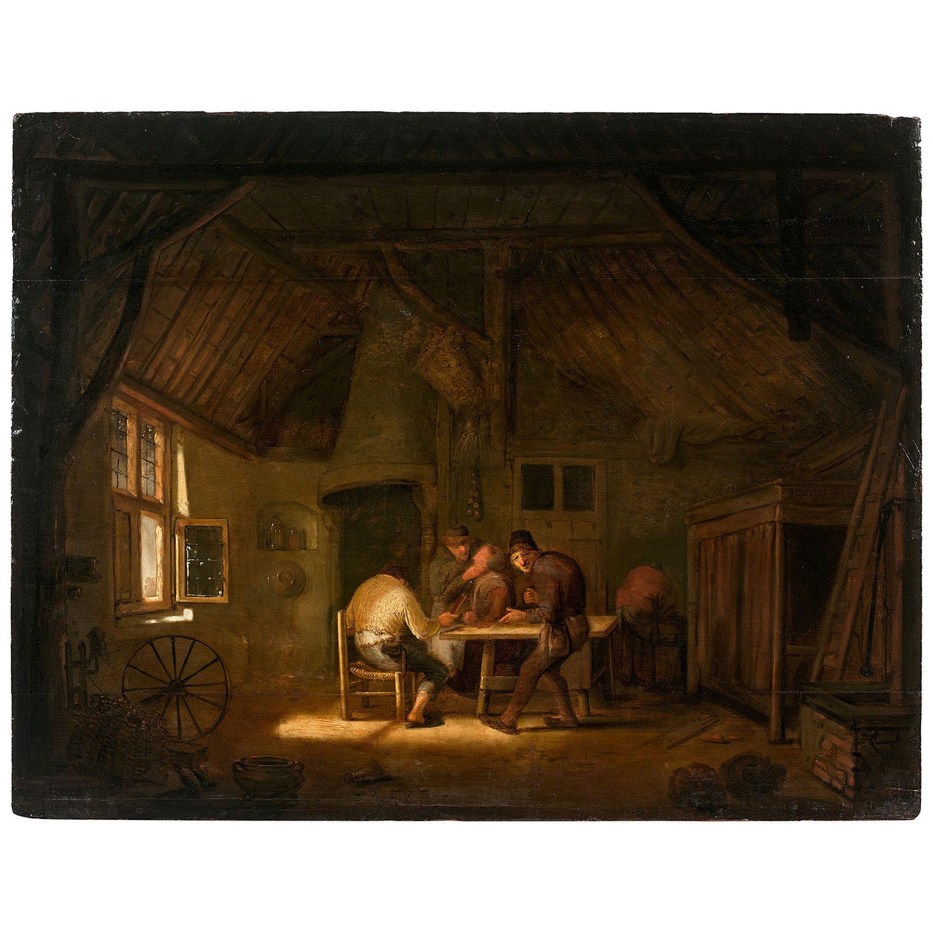 PIETER HERMANSZ VERELST (Dordrecht 1618-1678)