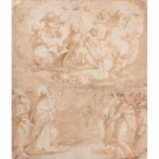 ÉCOLE FRANÇAISE VERS 1620